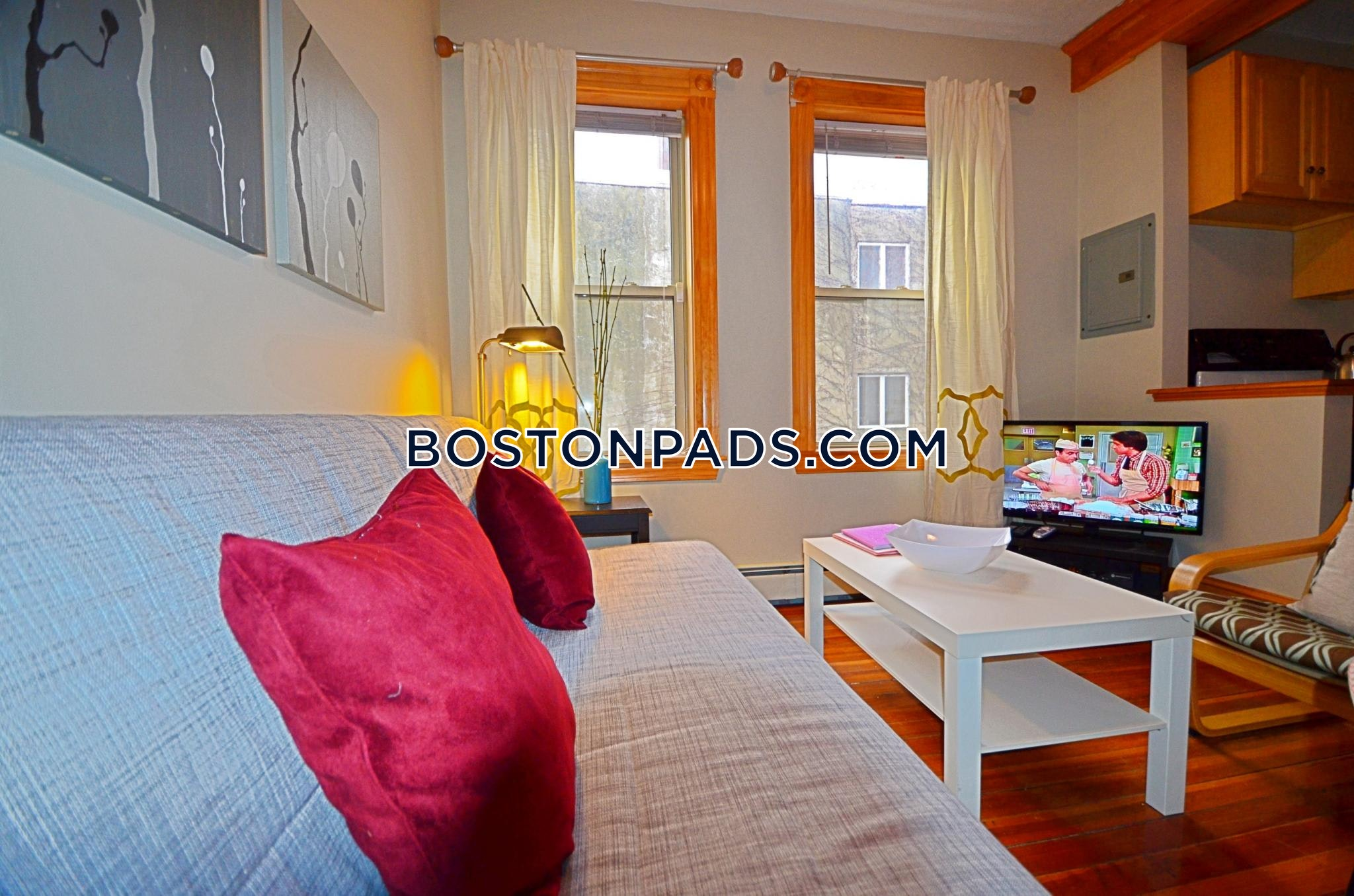 North End Apartment for rent 2 Bedrooms 1 Bath Boston - $3,750