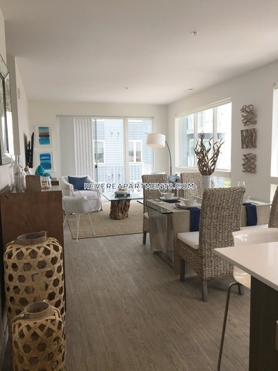 1 Bed 1 Bath - Revere $2,130